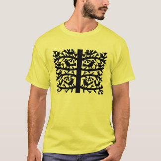 Lovely Birds In A Lovely Tree On A Lovely Day T-Shirt