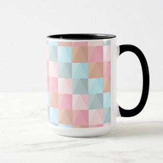 Lovely Black 15 oz Ringer Mug