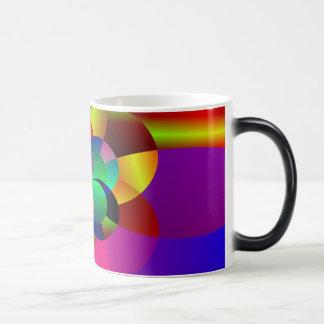 Lovely Black/White 11 oz Morphing Mug