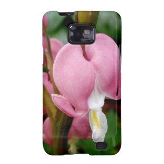 Lovely Bleeding Heart Blossom Samsung Galaxy SII Cover