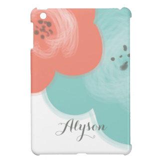 LOVELY BLOOMS custom iPad case