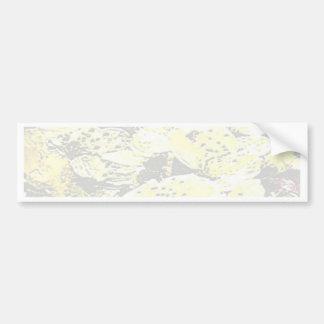 lovely blossoms bumper sticker