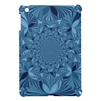 Lovely Blue Cover For The iPad Mini