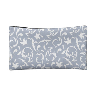 Lovely Blur Floral Decorative Cosmetic Bag