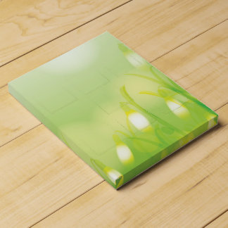 Lovely Bokeh Glowing Flowers Cards, Gifts, Postage Countdown Calendar