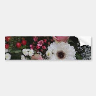 Lovely Bouquet of Flowers Bumper Sticker