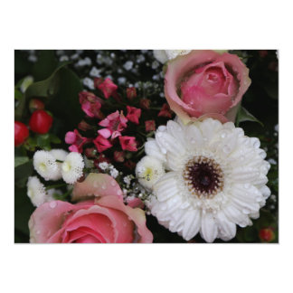 Lovely Bouquet of Flowers Card