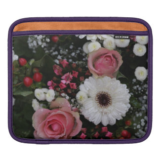 Lovely Bouquet of Flowers iPad Sleeve