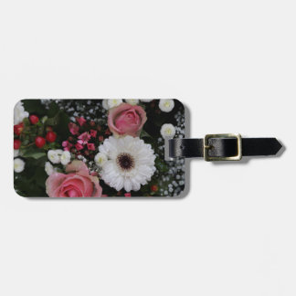 Lovely Bouquet of Flowers Luggage Tags