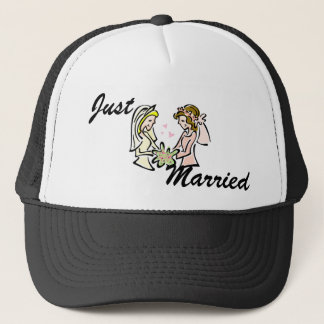 Lovely Brides Trucker Hat
