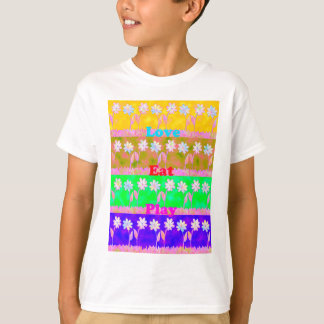 Lovely Bright summer time colors.png T-Shirt