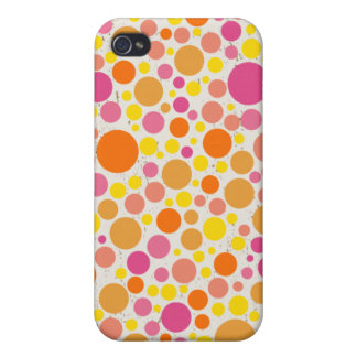 Lovely Bubbly colorful iphone4 case