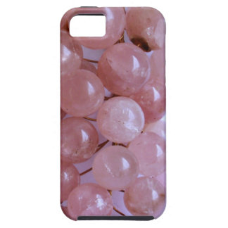Lovely bunch of rose grapes iPhone 5 case
