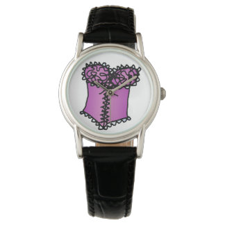 Lovely Bustier (Big) watch