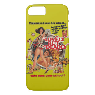 Lovely But Deadly iPhone 7 Case