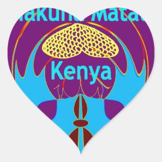 Lovely Butterfly Heart Sticker