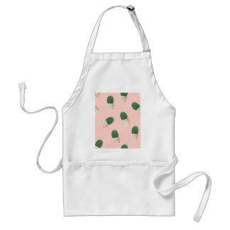 Lovely Cactus Adult Apron