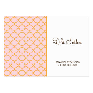 LOVELY CALLING CARD LARGE BUSINESS CARDS (Pack OF 100)