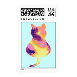 Lovely cat ! postage