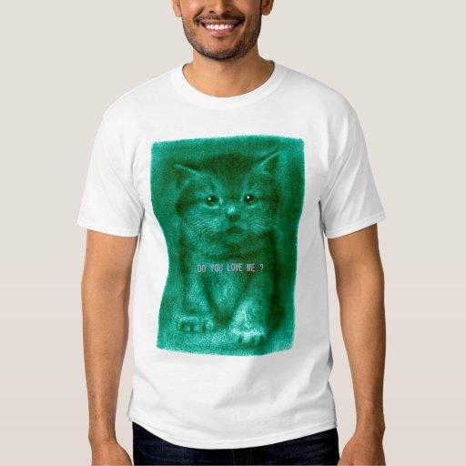 Lovely Cat Tee Shirt