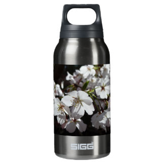 Lovely Cherry Blossom Photography Insulated Water Bottle