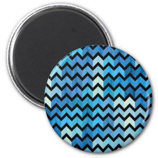 Lovely Chevron III Magnet