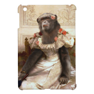 Lovely Chimp in Gown iPad Mini Case