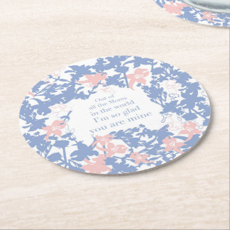 Lovely coasters with a message for your mother