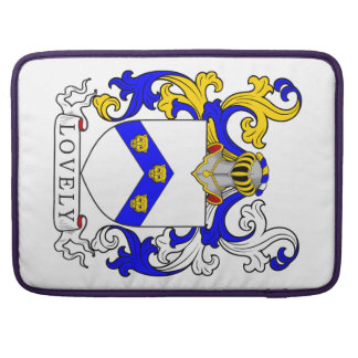 Lovely Coat of Arms Sleeves For MacBook Pro