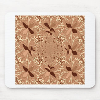 Lovely Coffee Colors Mouse Pad