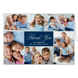 Lovely Collage Thank You Cards Card