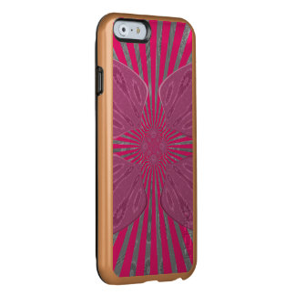 Lovely Colorful S Abstract and Geometric Pattern Incipio Feather Shine iPhone 6 Case