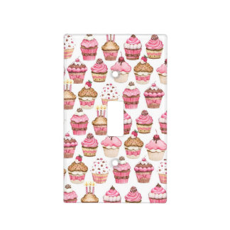 Lovely Cupcakes Lightswitch Cover