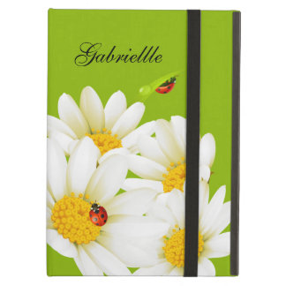 Lovely Daisies and Ladybugs Powis iPad Air Case