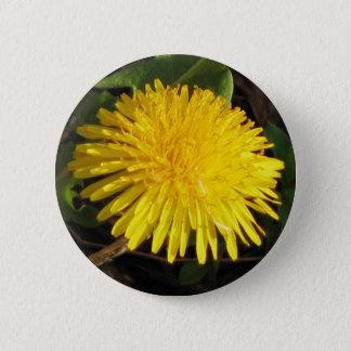Lovely Dandelion Pinback Button