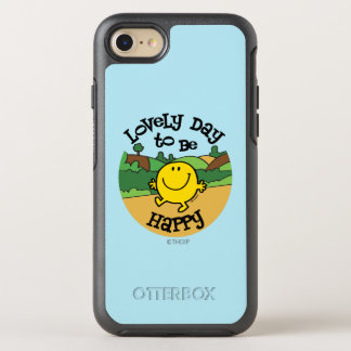 Lovely Day To Be Mr. Happy OtterBox Symmetry iPhone 7 Case