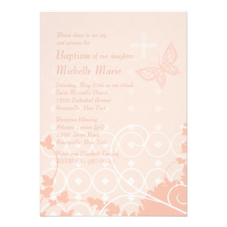 Lovely Day Vertical Invitation