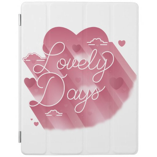 Lovely Days Cover Case White