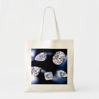 Lovely Diamonds Tote Bag