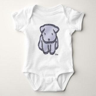 Lovely Dog Baby Bodysuit