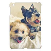 Lovely doggies Hard shell iPad Mini Case