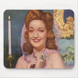 Lovely Dorothy Lamour Mouse Pad