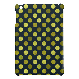 Lovely Dots Pattern V iPad Mini Case
