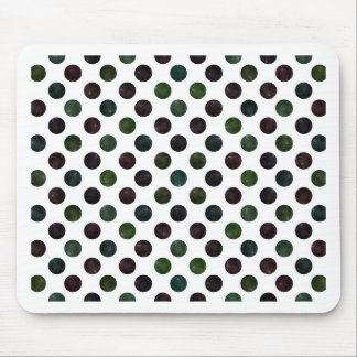 Lovely Dots Pattern XIII Mouse Pad