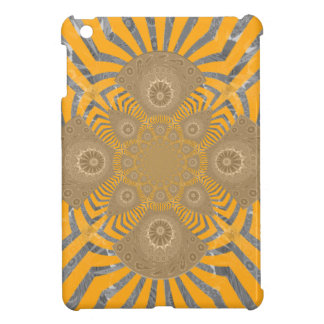 Lovely Edgy  amazing symmetrical pattern design Case For The iPad Mini