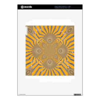 Lovely Edgy  amazing symmetrical pattern design iPad 2 Skins