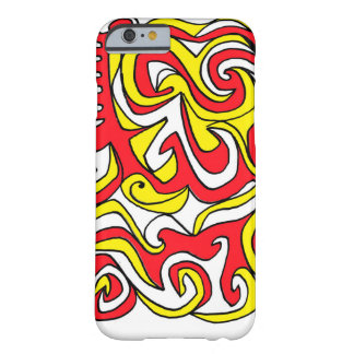 Lovely Effervescent Refreshing Polite Barely There iPhone 6 Case