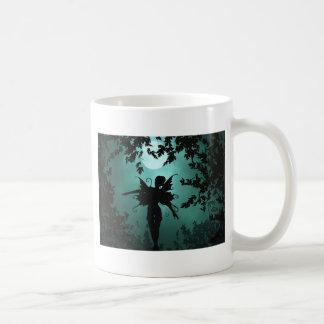 Lovely Fairy Classic White Coffee Mug