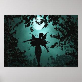 lovely fairy Poster
