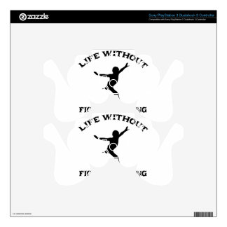 Lovely Figure Skating DESIGNS Decal For PS3 Controller